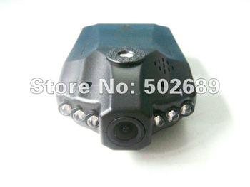 Car black box with 6 IR Led night vision video recorder free shipping H198