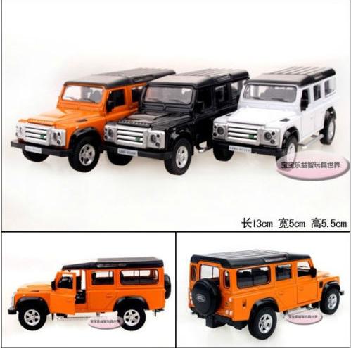 1:36 mini SUV defender sports car alloy model car toy birthday gift 1pc(China (Mainland))
