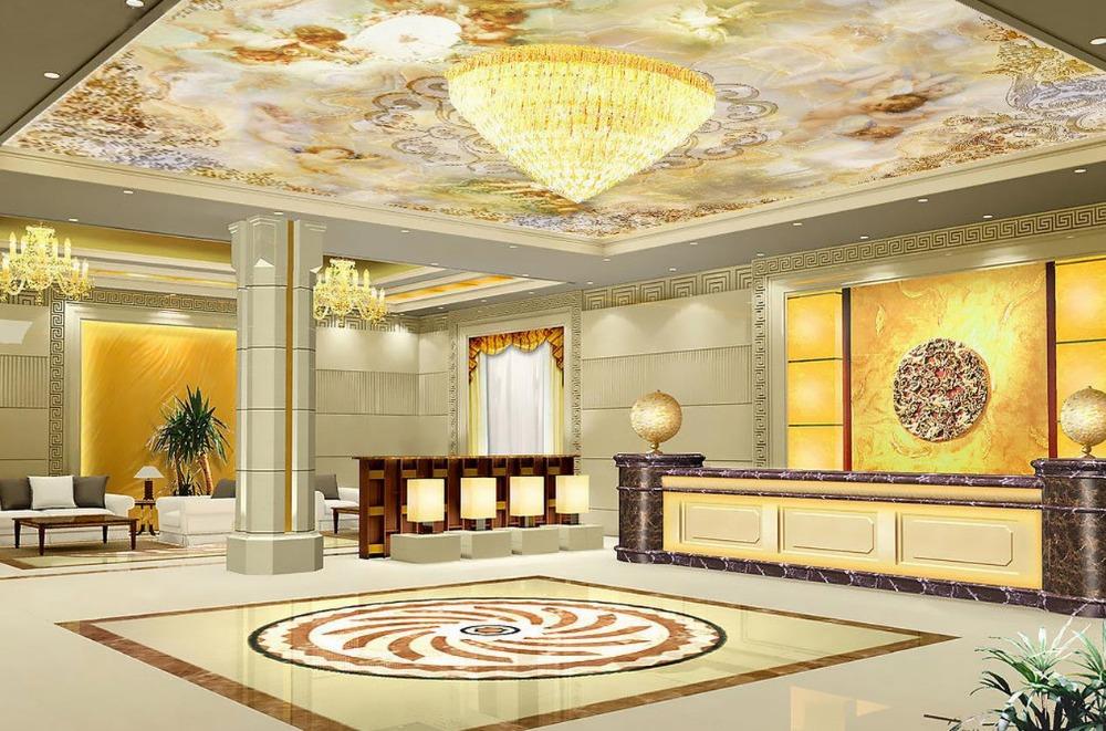 ciel papier peint au plafond promotion achetez des ciel papier peint au plafond promotionnels. Black Bedroom Furniture Sets. Home Design Ideas