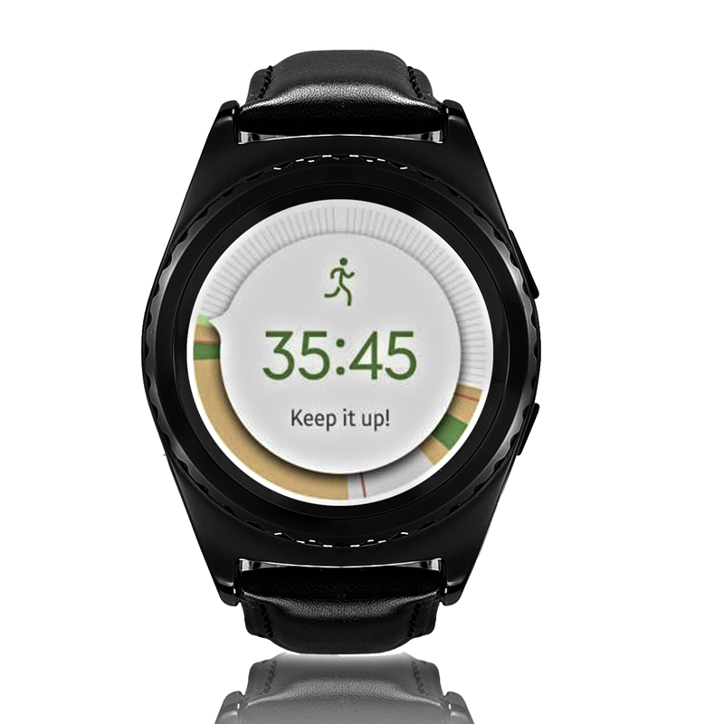 ZAOYIMALL G4 Bluetooth Smart Watch Phone Support SIM TF Card hear rate moniter Smartwatches For samsung xiaomi android ios phone(China (Mainland))