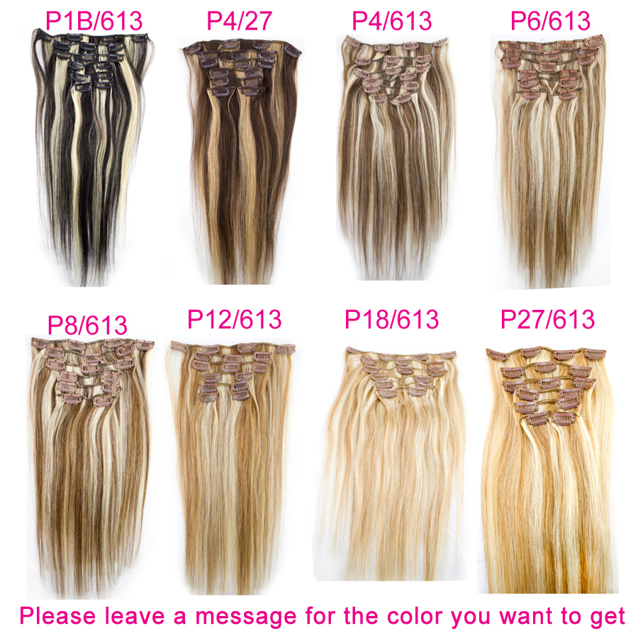 Best Clip In Hair Extensions To Buy Human Hair Extensions