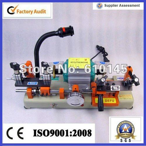 220V/110V version 238bs key cutting machine.key machine.double head key machine(China (Mainland))