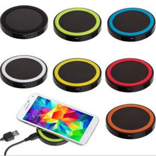 Original Charging Pad Wireless Charger for SAMSUNG Galaxy S6 G9200 S6 Edge G9250 G920f for Nokia