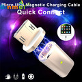 13 Binmer Hot Micro USB Magnetic Adapter Charger Cable Metal Plug For Android Samsung LG