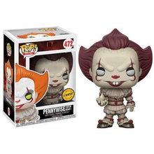 Funko pop Movie Stephen del Re Si Joker Pagliaccio Chucky Pennywise di Azione del PVC Figure Collection Model Toy per i bambini di compleanno regalo(China)
