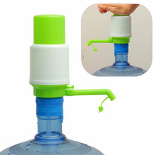 New Arrival assemble And removable Manual 5/6 Gallon Bottled Drinking Water Hand Press Pump Dispenser Home Office(China (Mainland))