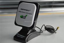 Usb wifi wireless network 802.11g Realtek RTL8187L long range wifi adapter free shipping  WIFISKY WS-G6100 wifi dongle (China (Mainland))