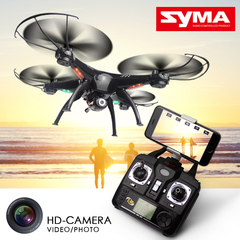 Original SYMA X5SW UFO FPV Drone RC Quadcopter with HD WIFI Camera Dron 2.4G 6-Axis Helicopter Kvadrakopter Droner Quadricopter(China (Mainland))