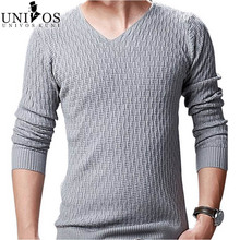 Pullovers Brand New Men's Sweater Knitting Winter Blusas Masculina Fashion 2015 Autumn Casual Knitted Slim Fit Men Tops ZHY1882(China (Mainland))