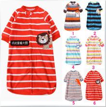 New 2015 Carters Newborn Baby Fleece Sleeping Bags Baby clothing Sleep Sacks Baby boys girls clothes