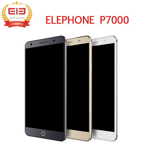 5.5 Inch Elephone P7000 Smart Phone IPS Screen 4G LTE  Smartphone Android 5.0 MTK6752 Octa Core 3GB/16GB GPS 3g WCDMA Lollipop(China (Mainland))