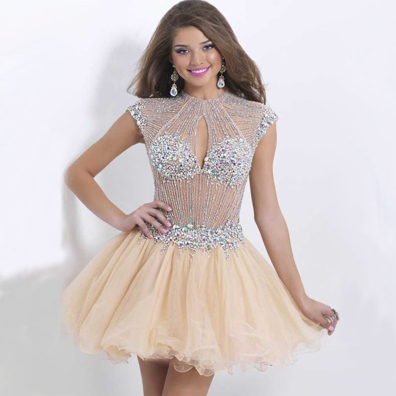 Collection Short Sparkly Dresses Pictures - Reikian