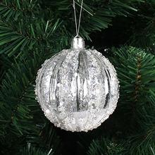 Akrylová vánoční ozdoba – 8 ks