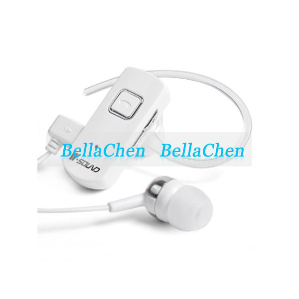 wireless Stereo bluetooth headset earphone mini handset for phone call and Listen music, can be connected Two mobile phone(China (Mainland))