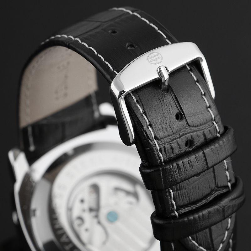 Модерн 2015 luxe automatique Мужские tourbillon Multi fonction montre montres mecanique кадо montre браслет