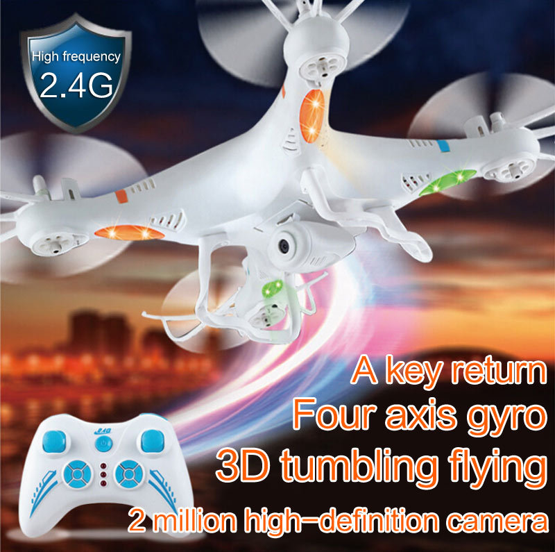 Best Seller S-EYE Upgrade MJ-103 100% Original 2.4G 4CH 6-Axis Remote Control RC Helicopter Quadcopter Toys Drone With Camera(China (Mainland))