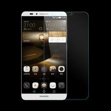 Закалённое стекло, полный экран защиты плёнка для Huawei P8 P7 P6 P8 облегченная экран протектор 9 H твердомер аксессуары