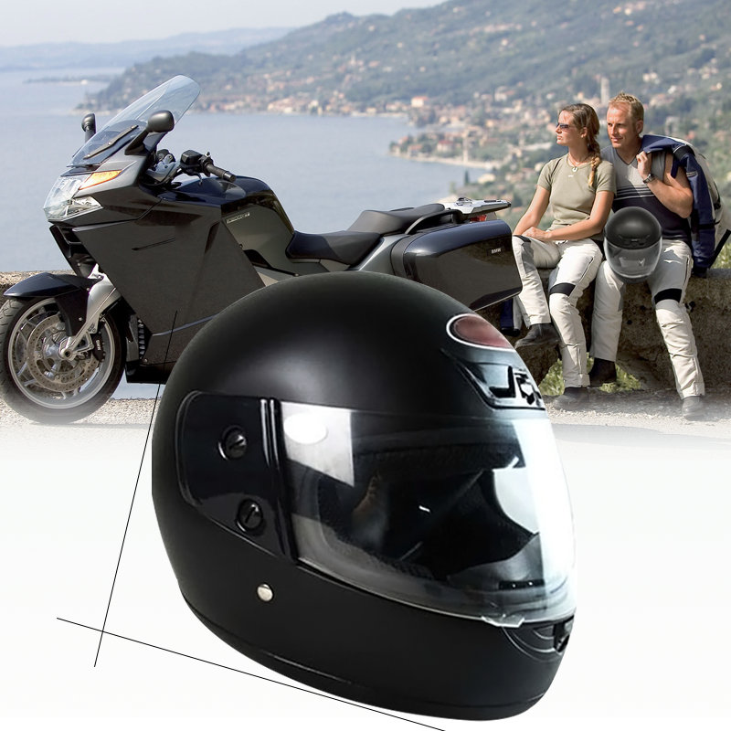 Free shipping Motorcycle Scooter Helmets Tinted Visor Bike Bicycle Helmets Open Full Face With Visor Goggles For Men and Women(China (Mainland))
