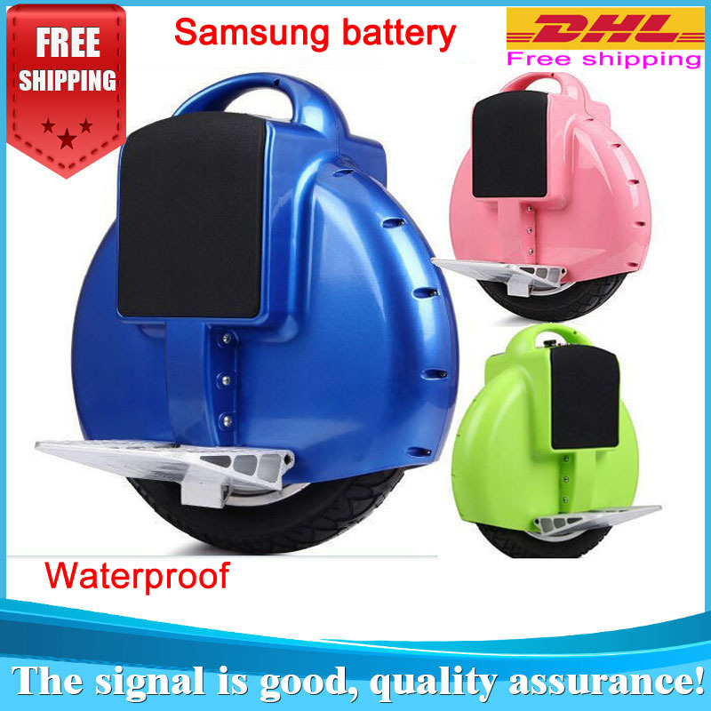 Free DHL New upgrade 6th X3 generation wheelbarrow electric unicycle X3 scooter self balancing scooter alone electric skateboard(China (Mainland))
