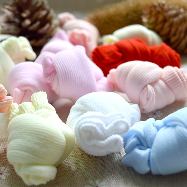 2015 New 5 pairs lot Spring Summer Baby Socks Kid s Breathable Candy Color Socks Newborn