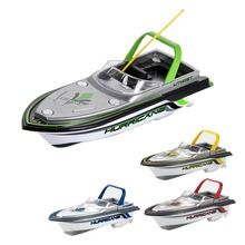 NEW Radio Remote control RC Super mini speed boat Dual Motor Kid TOY(China (Mainland))