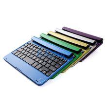 Colorful Magnetic Wireless Bluetooth Keyboard for ipad mini #54875(China (Mainland))