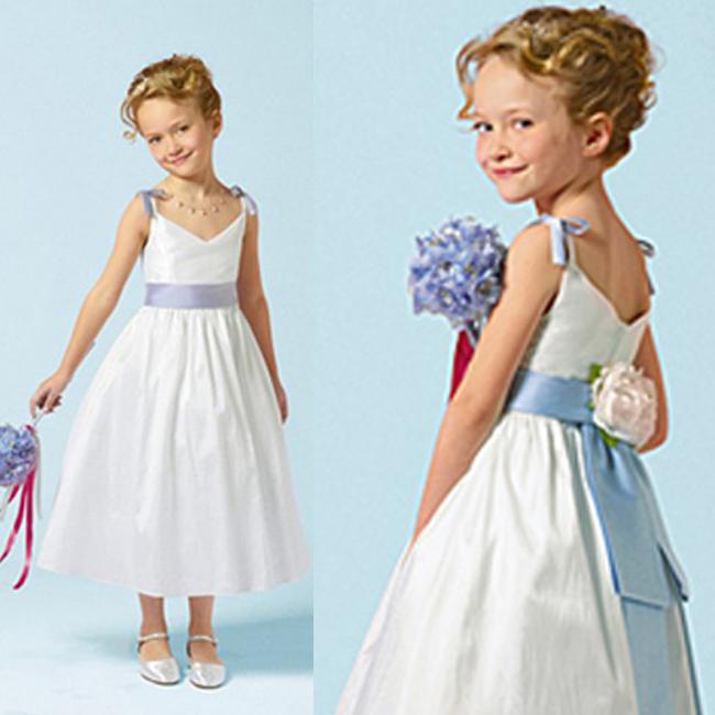 Flower Girl Dresses Belle Of The Ball Buy 91