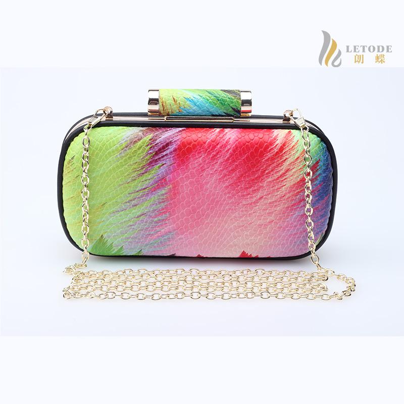 Alligator Hasp clutch bags women PU leather shoulder bag Single chain evening bag handbags brand 2016 fashion bolsos mujer 8261<br><br>Aliexpress