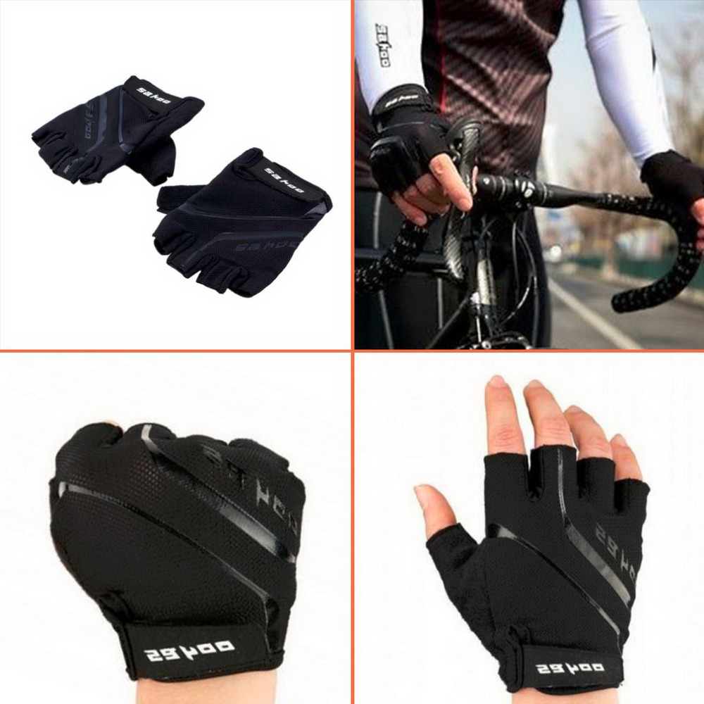 SAHOO Outdoor Gloves half finger Sport bike cycling gloves Road racing bicycle gloves cycling Breathable gloves free shipping<br><br>Aliexpress