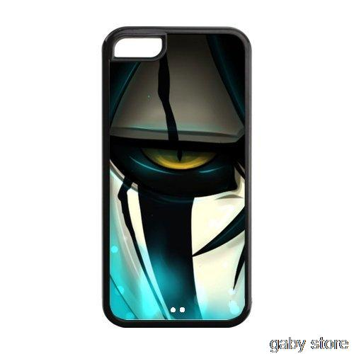 Japanese Anime Bleach Ulquiorra cell phone bag case cover for Iphone 4S 5 5S 5C 6 Plus Samsung galaxy S3 S4 S5 S6 Note 2 3 4(China (Mainland))