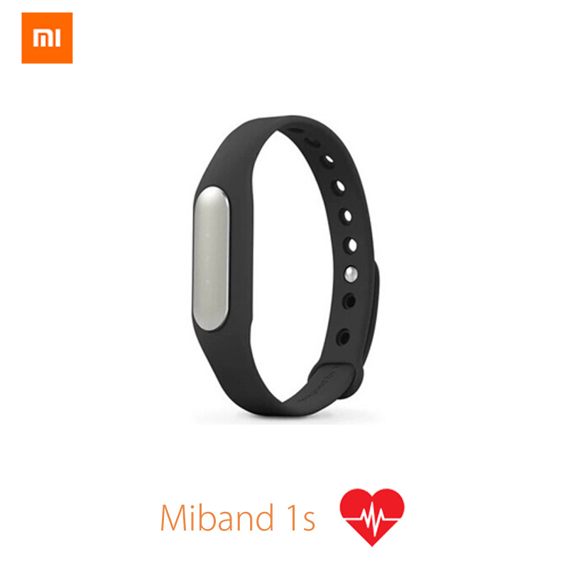 In Stock Originale Xiaomi Mi Band 1S Miband Braccialetto Intelligente Fitness Indossabile Inseguitore Impermeabile IP7 Xiaomi