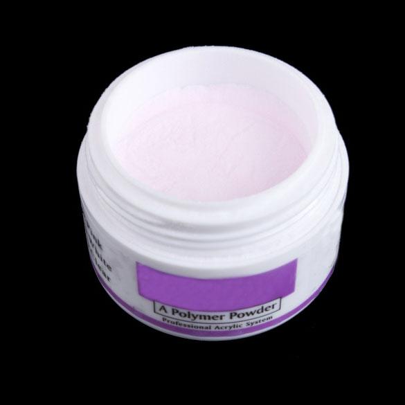 Nail Polymer Acrylic Clear Powder Pink Nail Art Accessories Hot(China (Mainland))
