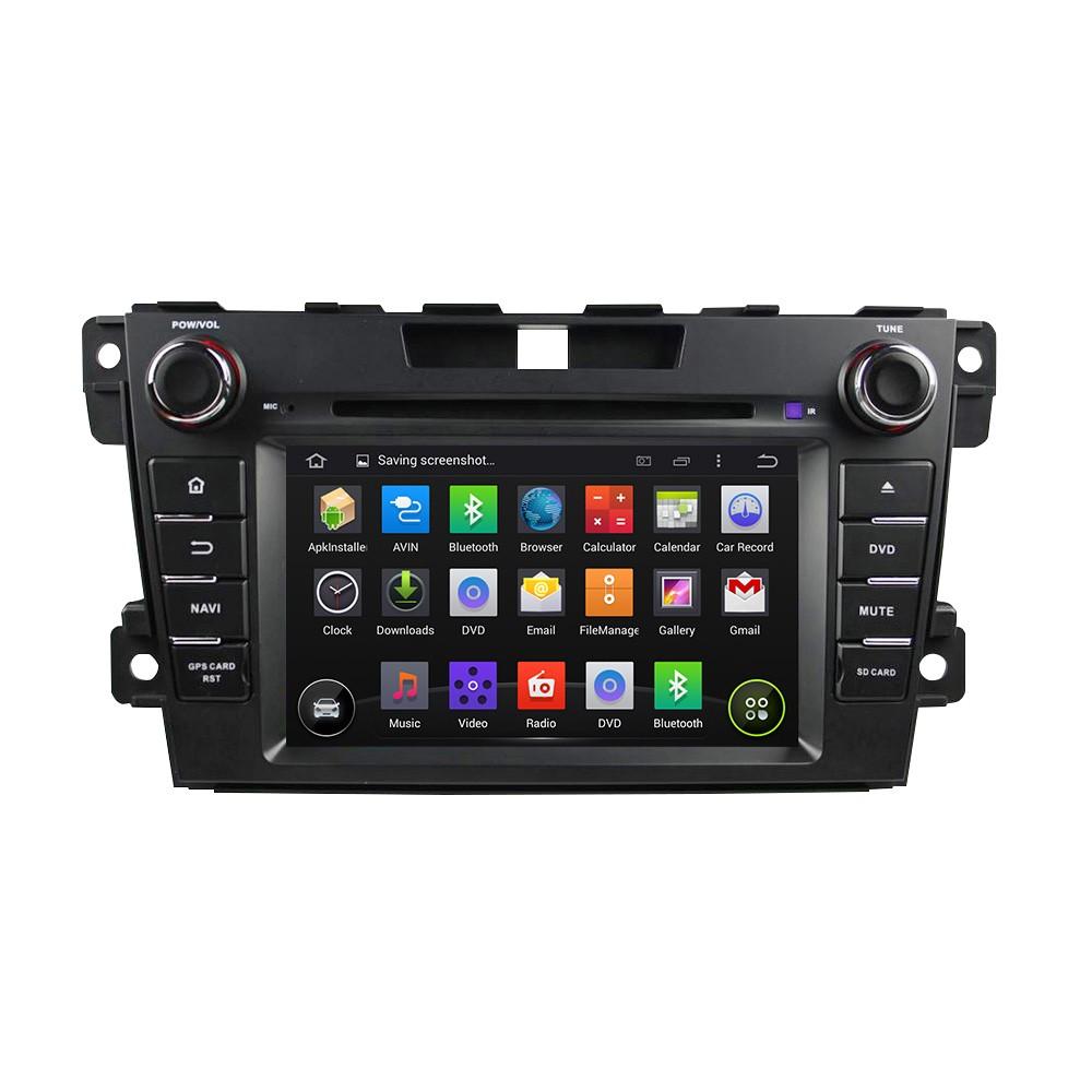 ROM 16G 1024*600 Quad Core Android 5.1.1 Fit MAZDA CX-7 2007 - 2011 2012 2013 2014 2015 Car head unit Navigation GPS 3G Radio(China (Mainland))