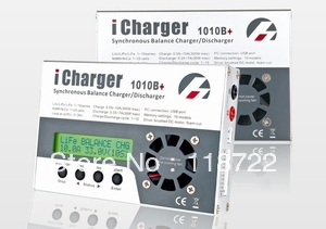 iCharger 1010B+ charger for RC MODEL/ Model Planes/model air craft 10A 300W 10S FAST CHARGER(China (Mainland))