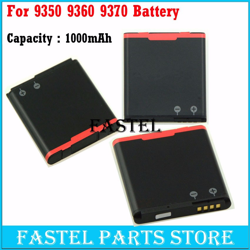 New EM1 EM-1 Li-ion Mobile Phone Battery For BlackBerry 9350 9360 9370 Batterie Batterij Bateria 1000mAh