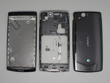 4 Colors Original Battery Back Door Housing Case Cover For Sony Ericsson Xperia Arc S LT15i LT15 LT18 LT18i X12 free shipping(China (Mainland))