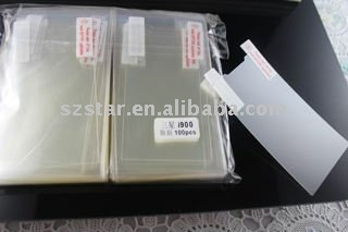 screen protector with high def screen protector for sansung,anti-radiation screen protector(Hong Kong)