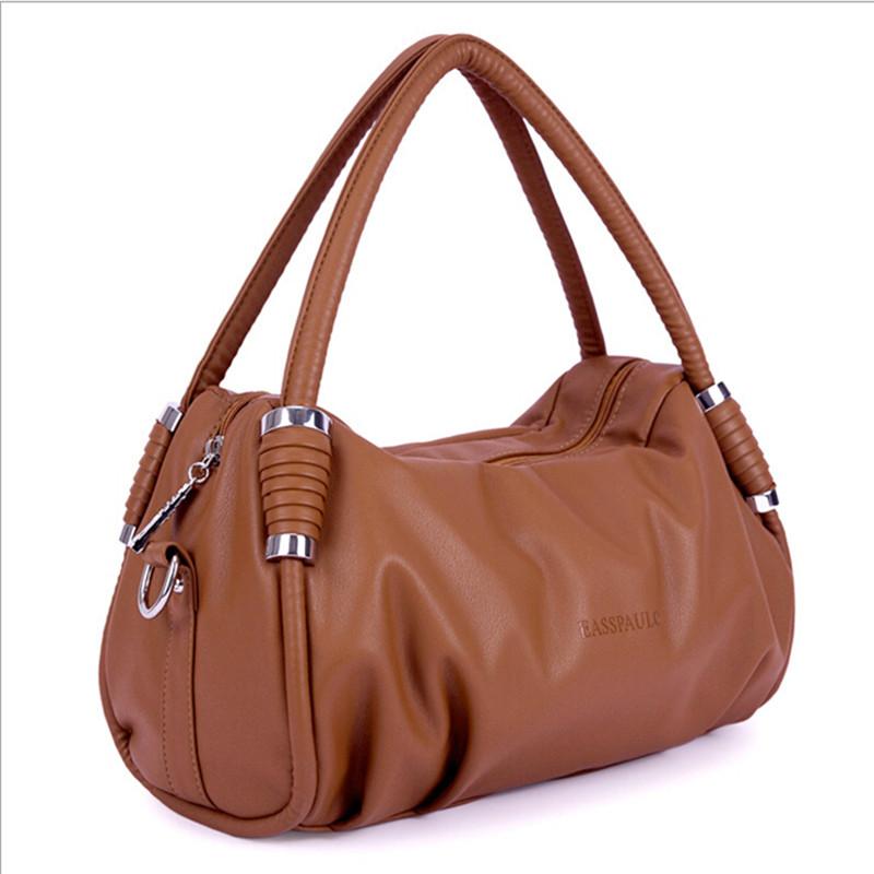 2016 New Designer Handbags High Quality Fashion PU Leather Bag Ladies Tote Shoulder Bag Handbags Shoulder Bags For Women -768<br><br>Aliexpress