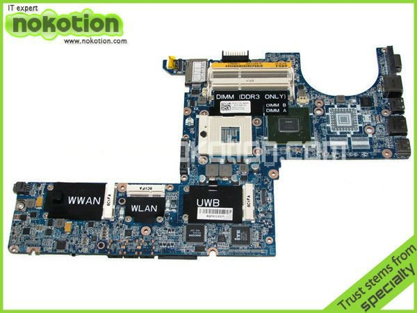 laptop motherboard for DELL XPS 1340 main board/system board DA0IM3MBAH0 DDR3 100% tested(China (Mainland))