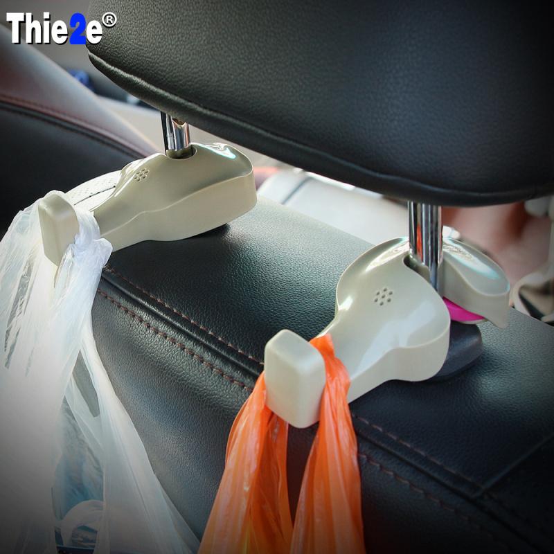Car Shopping Bag Holder Seat Hook Hanger For Fiat punto abarth 500 stilo ducato palio bravo doblo Lifan X60 320 620 330(China (Mainland))