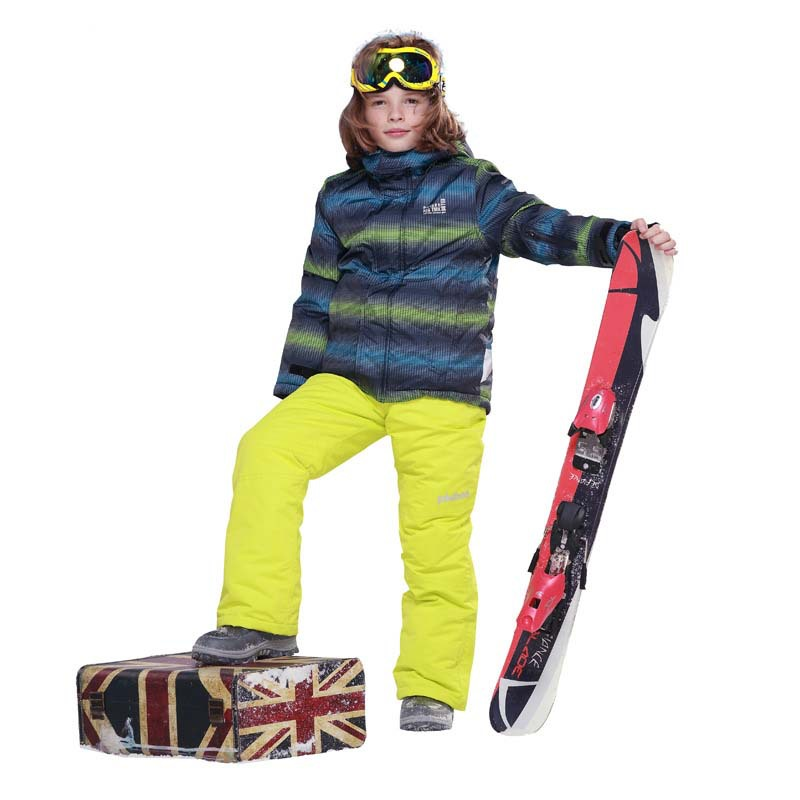 New Children Winter Clothing Set kids Ski Suit Windproof Outdoor Sport Down Jacket Coat Warm ...