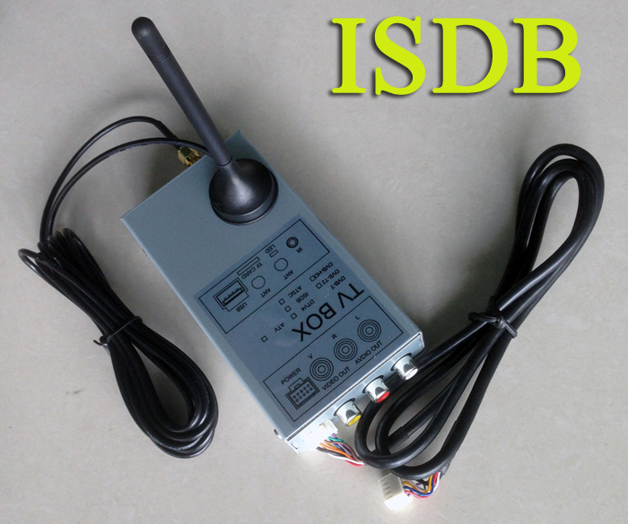 ISDB TV Box Module Antenna for Android 4.4 Car DVD Player, Digital TV Function (only sell with Car DVD)(China (Mainland))