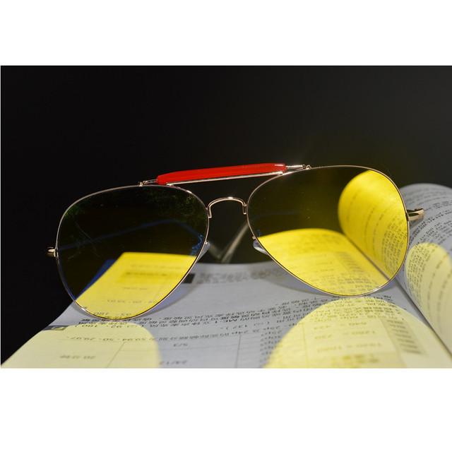 Солнцезащитные очки 2016 новое поступление том браун мужчины пилот марка дизайнер ...