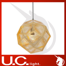 New Modern hot selling Dia 32cm TOM Dixon Etch Shade Pendant light wholesale(China (Mainland))