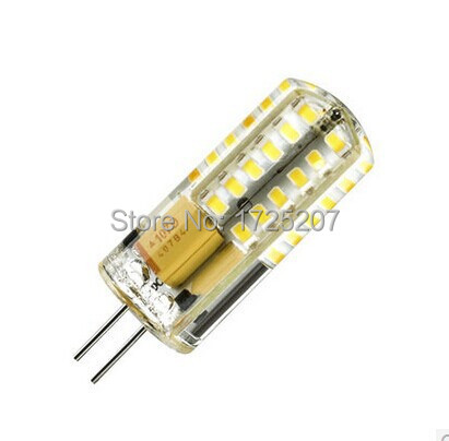 G4 LED Lamp Corn Lamp 7W 220V LED Light 3014 lamps Corn Bulb Silicone Lamps Crystal Chandelier Lights Home Decoration Lighting(China (Mainland))