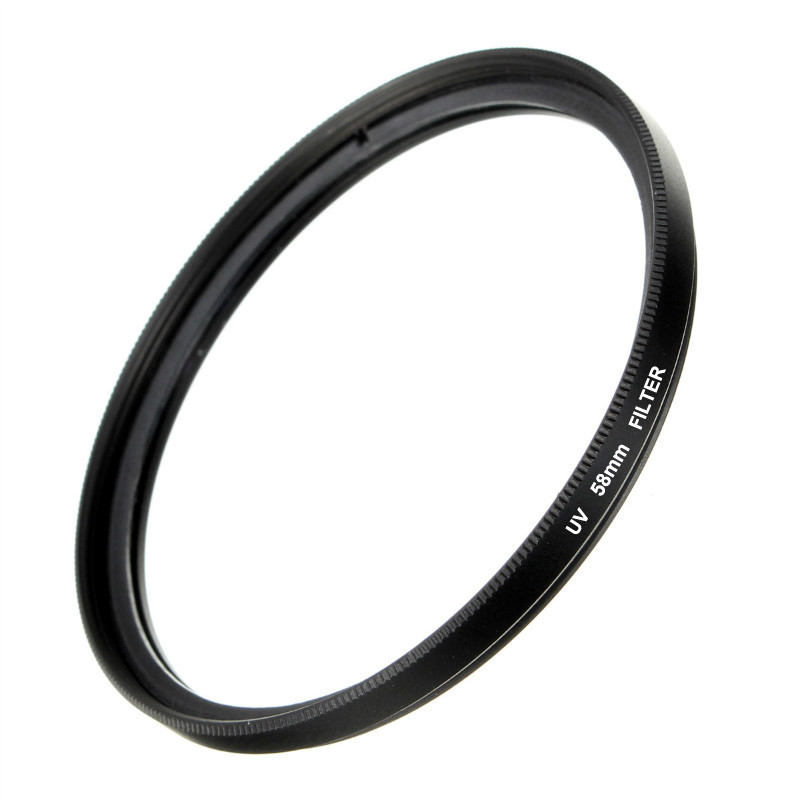 52/55/58/62/67/72/77/82mm Ultra-Violet UV Lens Filter Protector For Canon for Nikon for Sony For Sigma FOR Pentax Camera(China (Mainland))