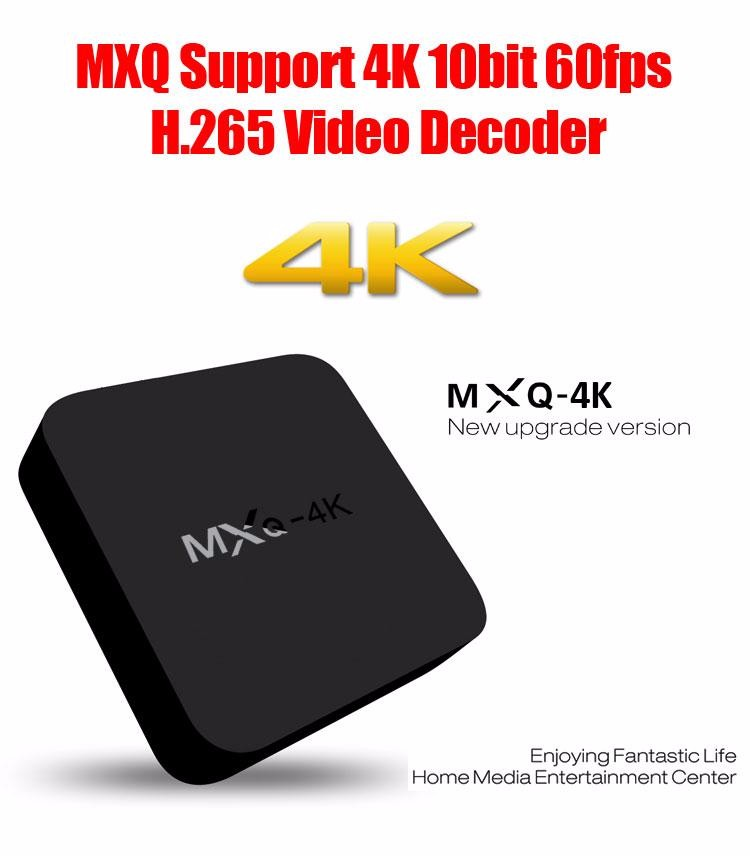 Tronsmart MXQ-4K RK3229 Smart Android TV Box 202098 9