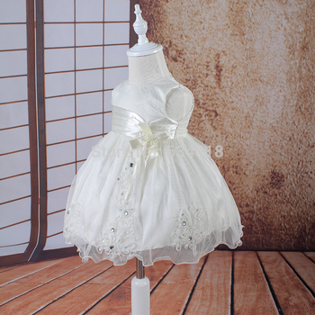 0014 low price baby clothes for baptism girl baby brithdays party dress christening dresses flower girls dresses