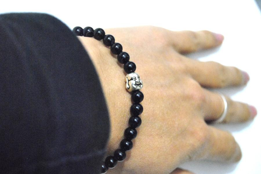 Mens silver link bracelets