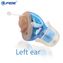 as seen on tv hearing aid Digital Mini Programmable Hearing Aid micro ear deafs S-10A Dropshipping
